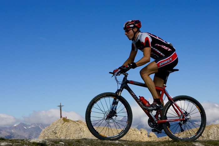 mountain bikes are fit for
