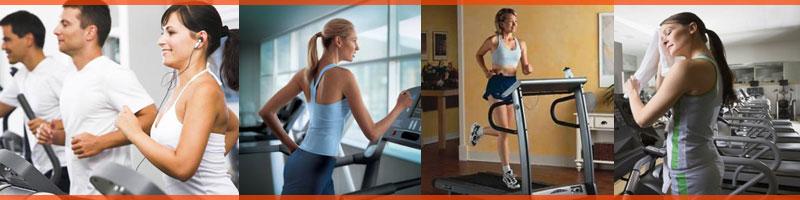 exercise trainer treadmill