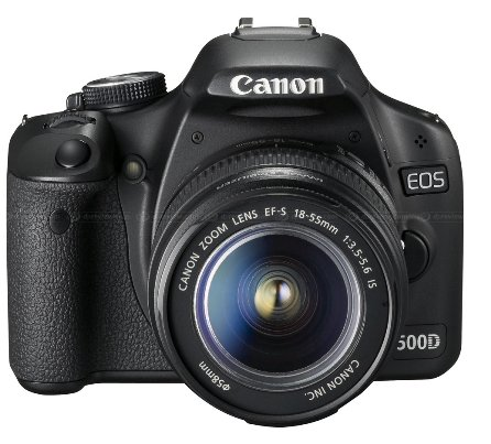 Canon Dslr Digital Camera