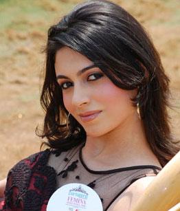 , Simran Kaur Mundi Miss India 2008