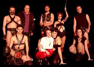 TEATRO: Falos & Stercus prepara novo espetáculo e convida atores