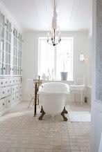 Maries badrum / altt i hemmet