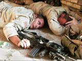 تهنئة بثلاثة صواريخ كاتيوشا بتوقيع المقاومة العراقية مع اول لحظات العام الجديد