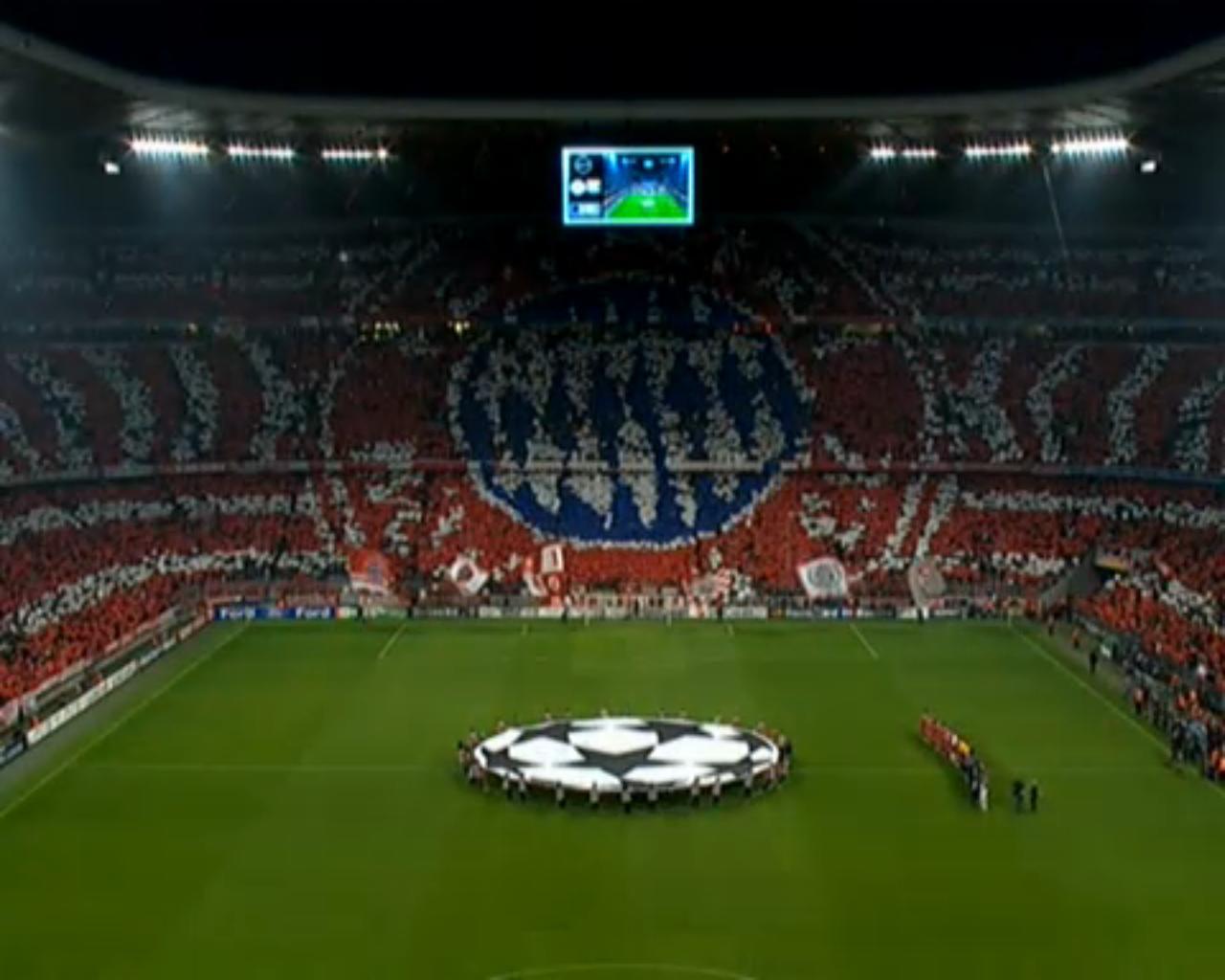 Bayern Bate Lyon Por 1x0