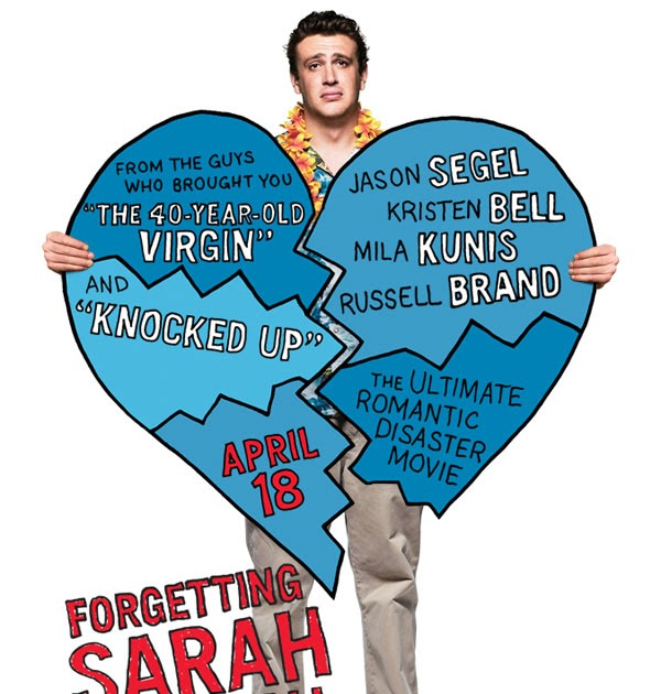 Martin Perkins: Analysing Forgetting Sarah Marshall Poster