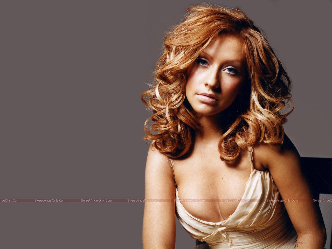 Christina Aguilera Fat 2011