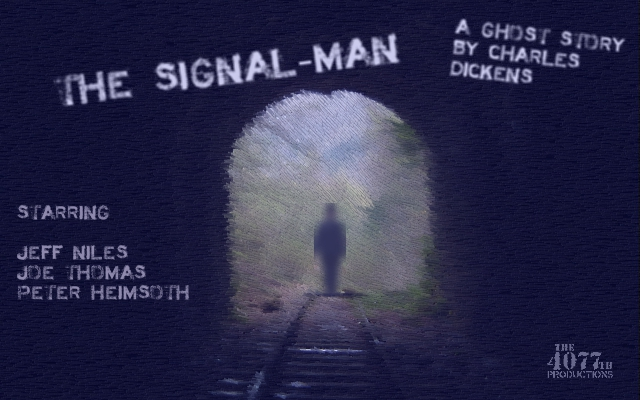 the signal man The signalman by matthew harper the thrilling tale is brought to life in this stage  adaptation of dickens' story, as tension inexorably builds towards the.