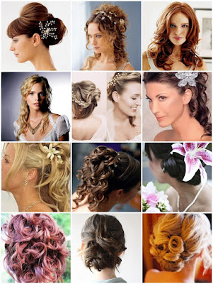 Here is some inspiration for bridal updos I am going to be a bridesmaid in