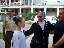 ENTRENAMIENTO EN LA HABANA CUBA-FEBRERO 2009