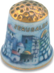 Dedàl cerámica 3 x 2.8 ctms.