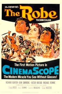 The Robe cinema poster