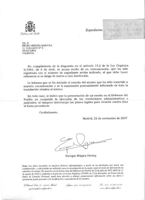 Defensor del Pueblo Español