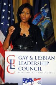 michelle obama lesbian