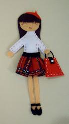 muñeca Nicole