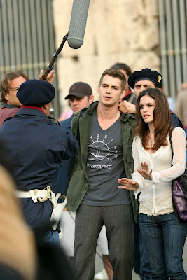hayden christensen dating now Rachel bilson and hayden christensen are not dating anymore: were they married it's all over for rachel bilson and hayden christensen.
