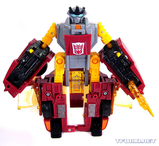 Toys For All : Toys for all transformers treadshot universe