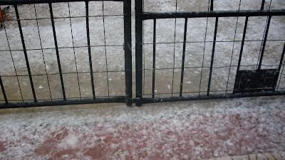 Nieve en Brenes. Foto 2