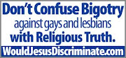 Click This If You Think The Scriptures Condemn Homosexuality