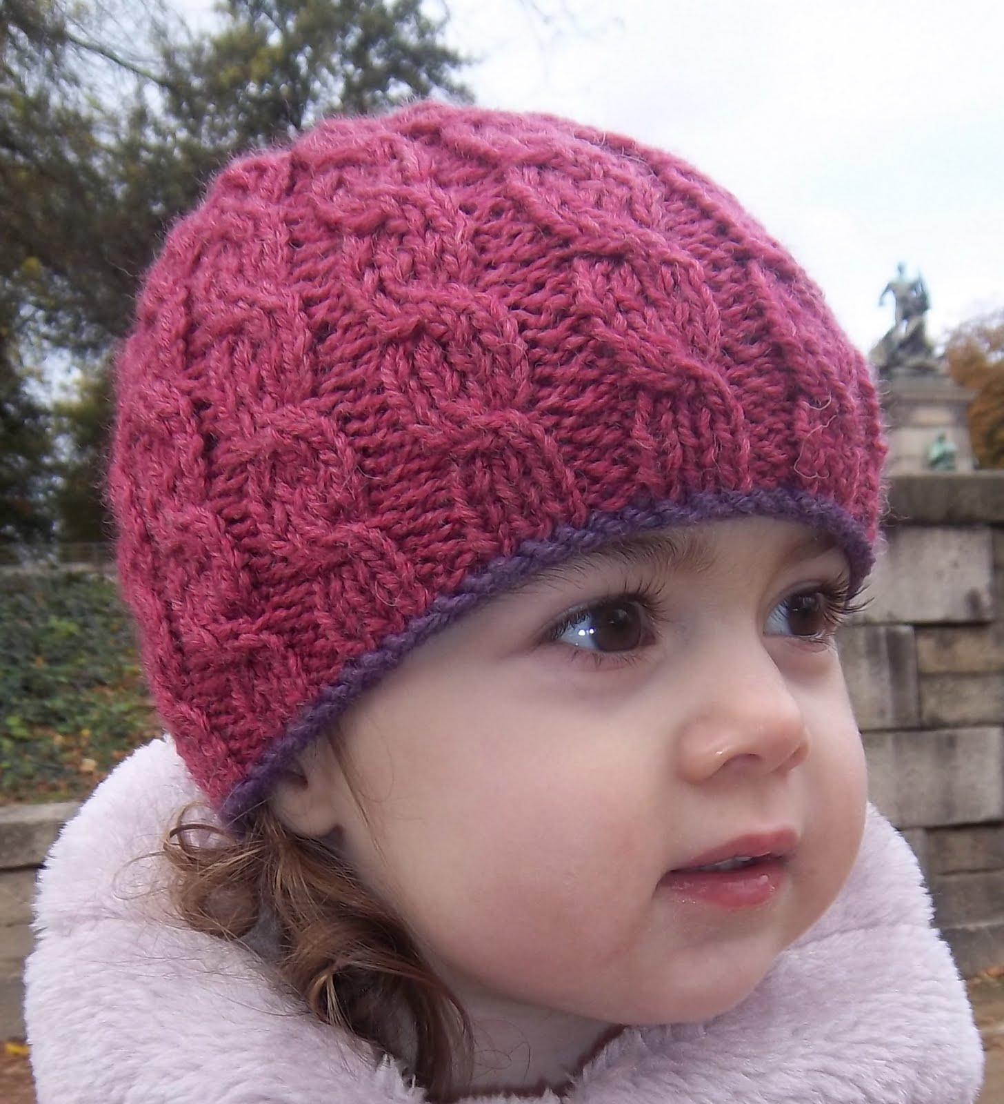 adore knitting