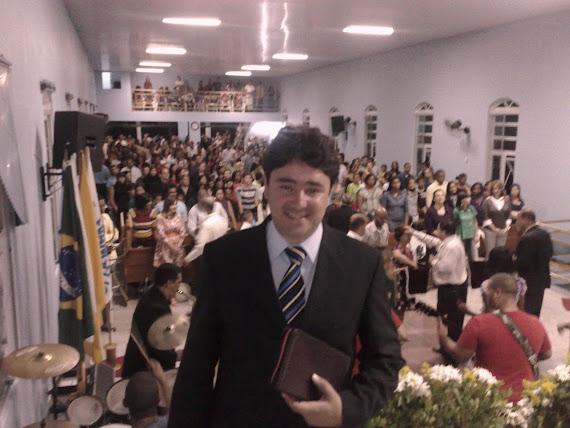 Campanhas de Libertação na Igreja Evangélica Renascer em Paracatu-MG- Pres.Pr.Roosvelt.