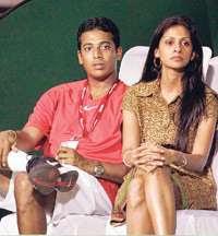 Lara dutta dating mahesh bhupathi and shvetha