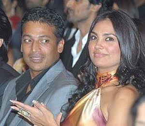 Lara dutta dating mahesh bhupathi wedding
