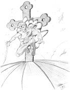 Weno he aqui un dibujo que hice para un colega. todavia no se lo he . rondador nocturno fanpi