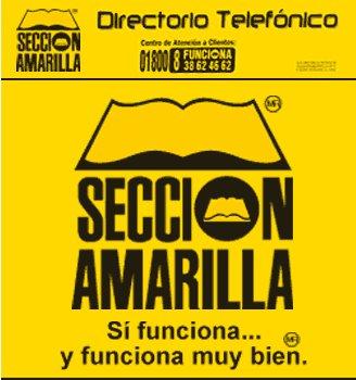 Seccion Amarilla