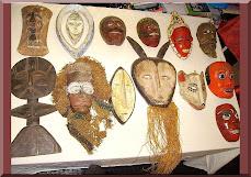 maschere del mondo esposizione