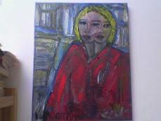la signora dal vestito rosso coll.edo