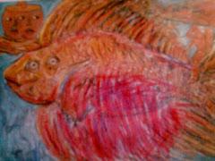 il pesce rosso a singapore