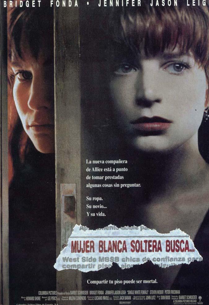 Mujer Blanca Soltera Busca (1992)