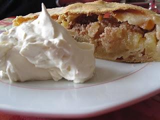 recettes  Strudel aux pommes (apfelstrudel)