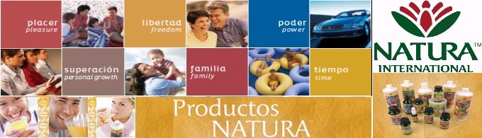 NATURA INTERNATIONAL (Blog no Oficial)