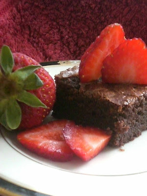 Tuesdays With Dorie…French Chocolate Brownies