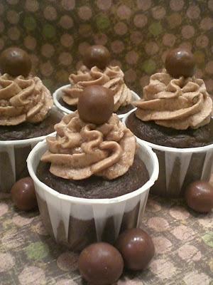 Maltshop Cupcakes