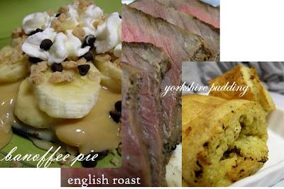 My Kitchen, My World...England!