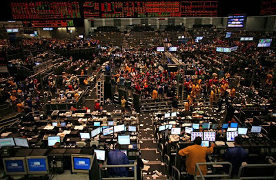 Where are futures and options traded