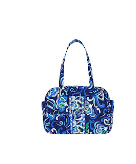 Vera Bradley Diaper Baby Bag Review and Comparison - YouTube