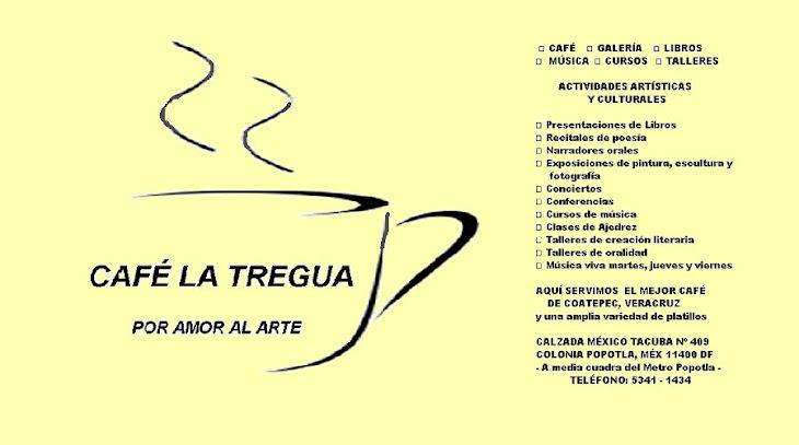CAFE LA TREGUA