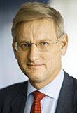 carld bild ministro de RREE sueco