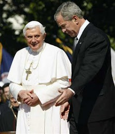 primero Su Santidad dice Bush cediendo el paso