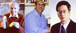 el premio nobel de química a tres japoneses que viven en usa