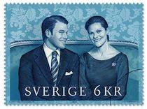 dentro de pocos días la princesa heredera del trono de Suecia Victoria