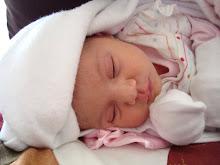 rebeca dabura simon recién nacida