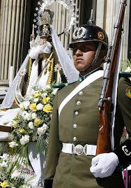 al celebrar 183 aniversario de la creación de la Policía Boliviana