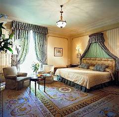 la suite real del gran lujo en nada menos que el Ritz de Madrid