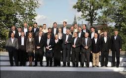 los cancilleres de los 27 europeos
