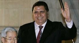 Alan García de nuevo en controversia verbal contra Evo