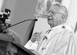 como todos los domingos desde su sede apostólica la Catedral de SC, el cardenal Julio